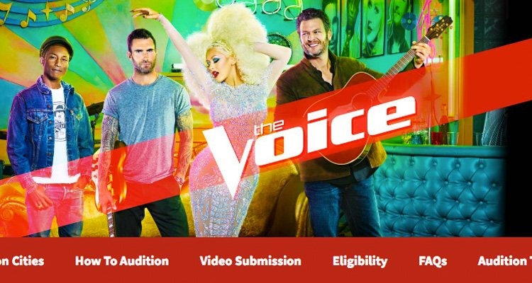 How to Audition for The Voice