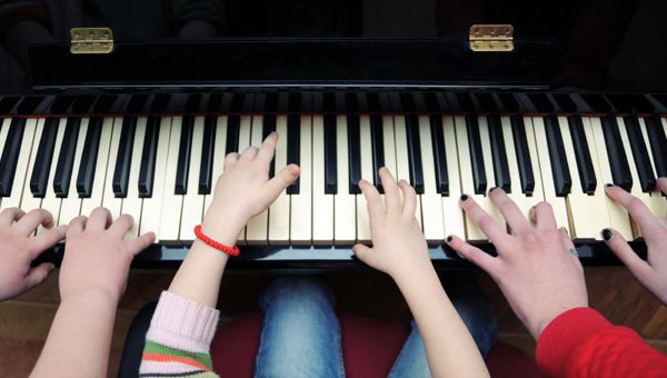 Four Misconceptions About Group Music Lessons